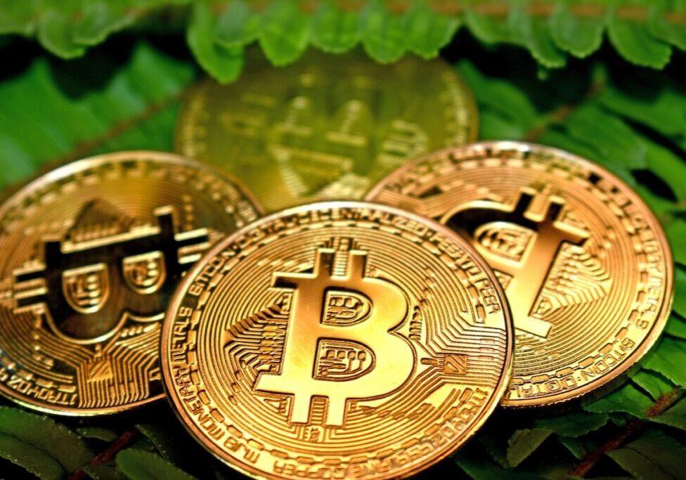 Bitcoin energy usage as environmental impact