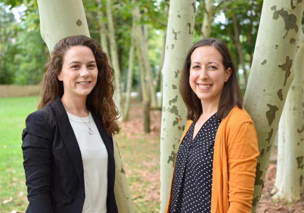 Gurry and Landau, founders of GreenPortfolio