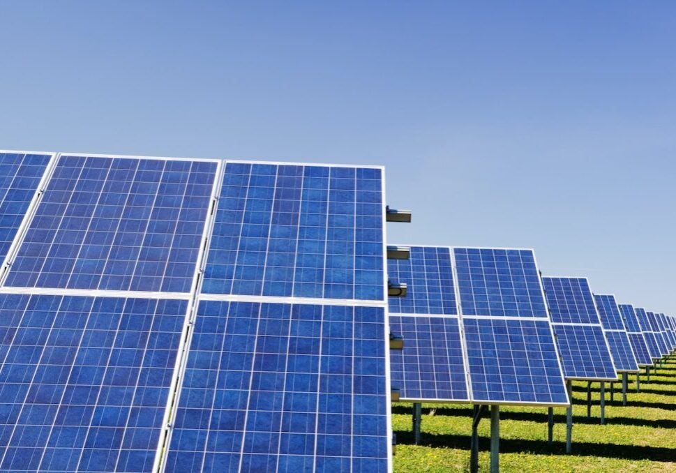 Renewable energy, such as solar power, can be used to make Bitcoin greener