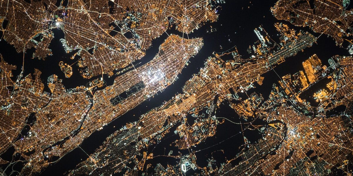 electricity powering NYC