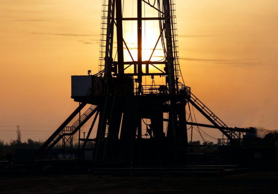 oil rig carbon emissions