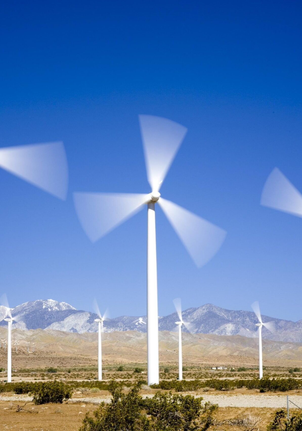 GreenPortfolio site map wind turbines