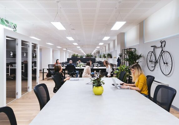 sustainable corporate office